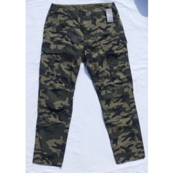 classcic best place superior quality G Star RAW RECROFT Tapered Combat Camo Pant NWT